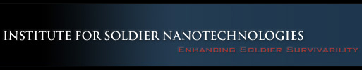 Insitute for Soldier Nanotechnologies - Enhancing Soldier Survivability