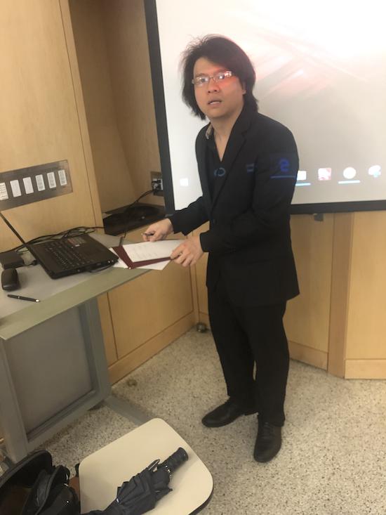 208114c3053 2 May 2019: Yivan successfully defends his thesis! Congrats to Dr. Jiang!!