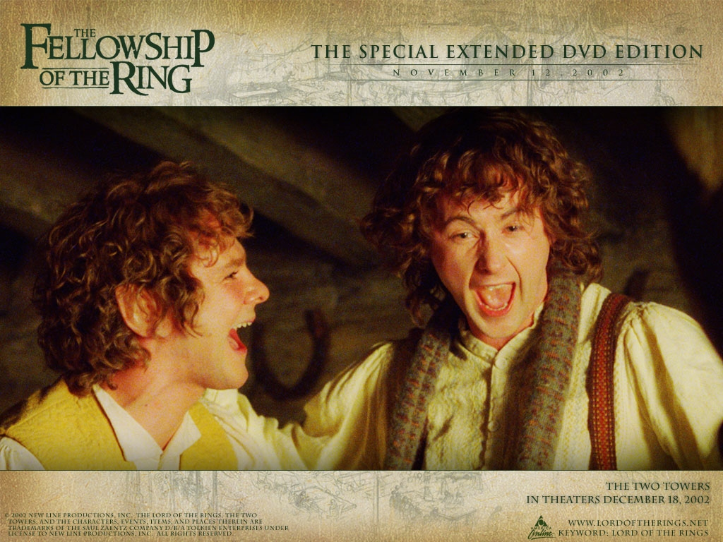 wallpapers LOTR%20Merry%20&%20Pippin