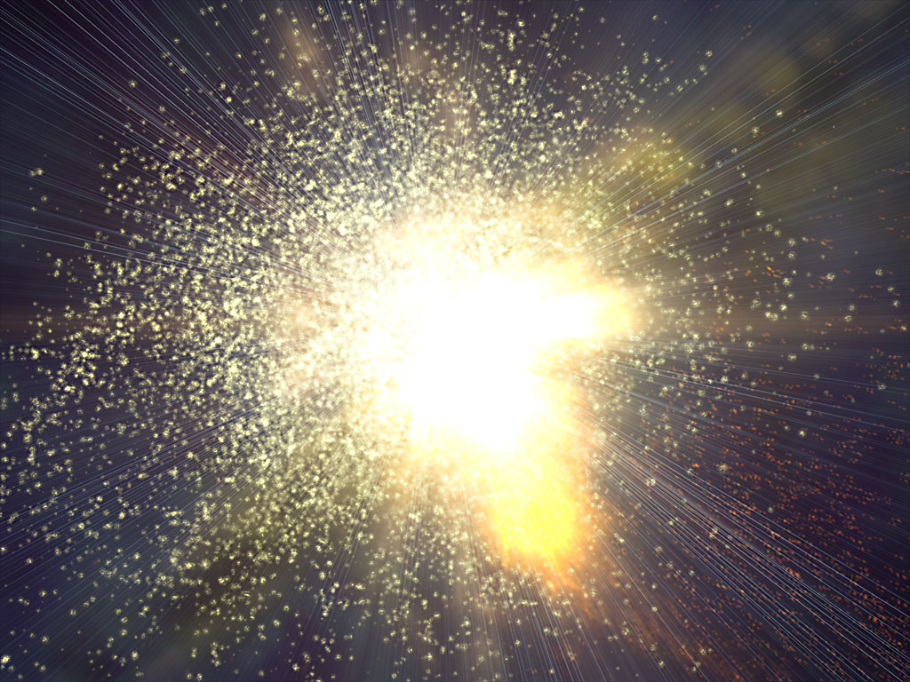 Supernova Explosion in Space Wallpaper - Pics about space