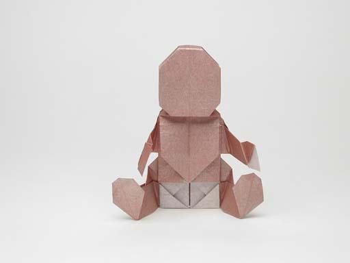 baby origami tutorial origami handmade
