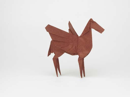 ORIGAMI PEGASUS DIAGRAMS