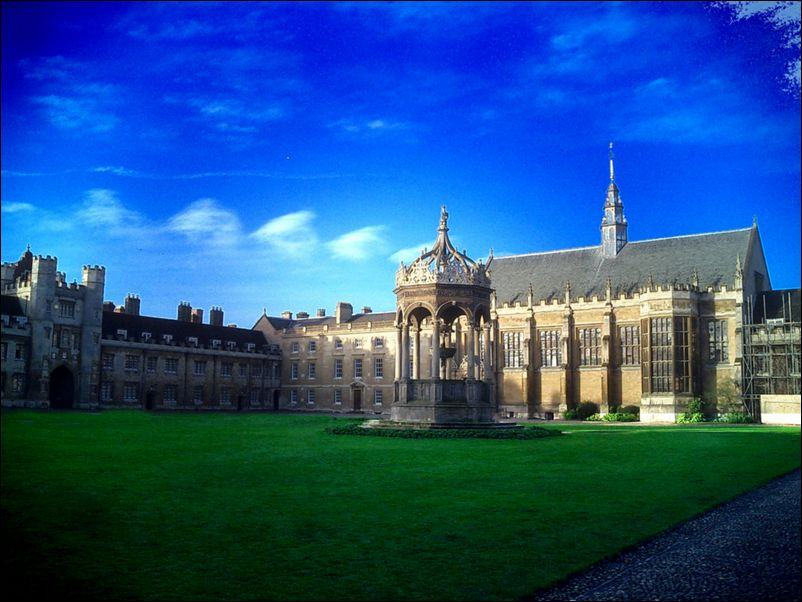 Which cambridge university college would you choose - Trinity college swimming pool timetable ...
