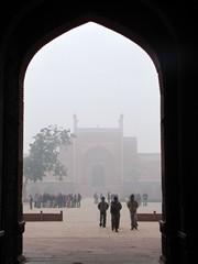 Agra057_TajMahal_Framed