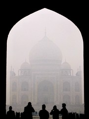 Agra067_TajMahal_Framed