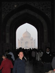 Agra070_TajMahal_Framed
