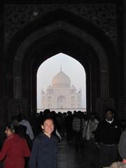 Agra070_TajMahal_Framed