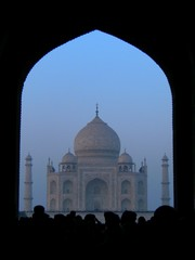 Agra072_TajMahal_Framed