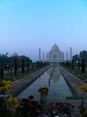 Agra094_TajMahal_Reflections