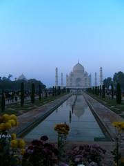 Agra094_TajMahal_Reflections