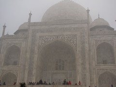 Agra132_TajMahal_Dawn