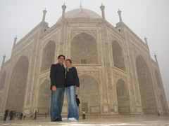 Agra151_TajMahal_Dawn