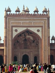 Agra463_JamiMasjid