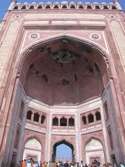 Agra528_JamiMasjid
