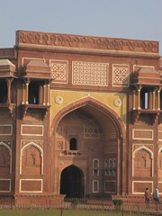 Agra577_AgraFort_Walls