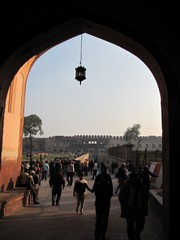 Agra580_AgraFort_Walls
