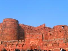 Agra587_AgraFort_Walls