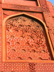 Agra592_AgraFort_Walls