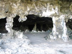 FonteinCaves - Honeymoon ParksAruba - Dec'10