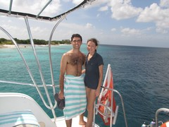 DesertedBeachBoatride - Honeymoon DivingBonaire - Dec'10