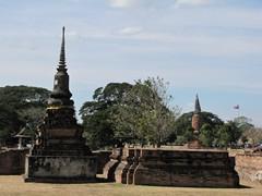 Ayutthaya315_WatMahathat_Court