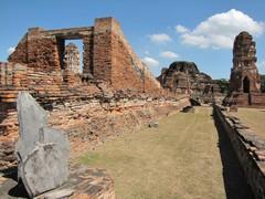 Ayutthaya316_WatMahathat_Court