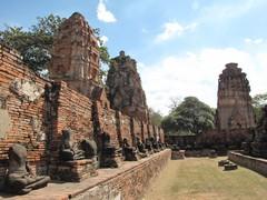 Ayutthaya375_WatMahathat_Buddha