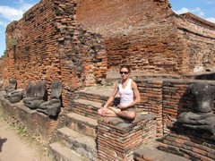 Ayutthaya377_WatMahathat_Buddha