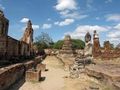 Ayutthaya379_WatMahathat_Buddha