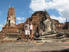Ayutthaya382_WatMahathat_Buddha