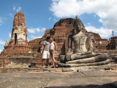 Ayutthaya387_WatMahathat_Buddha