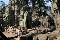 Cambodia1653_TaPhrom_SecondCourt