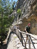 Crete1405_Samaria_DescentStairs