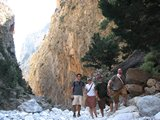 Crete1612_Samaria_EnteringTheGorge