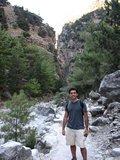 Crete1821_Samaria_StreamsAndBridges