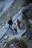 Crete1849_Samaria_StreamsAndBridges
