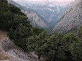 Crete1932_Samaria_BackToTheEntrance