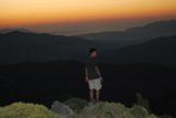 Crete1952_Samaria_SunsetReturn