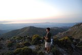 Crete1957_Samaria_SunsetReturn