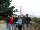 goldengate: bikers