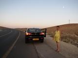 Israel0042_Negev_DesertSunset