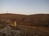 Israel0043_Negev_DesertSunset
