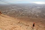 Israel0604_Masada_Ascent