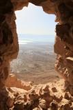 Israel0651_Masada_GeneralsQuarters