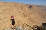 Israel0752_Masada_MountainRidge