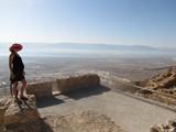 Israel0826_Masada_TopView