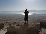 Israel0827_Masada_TopView