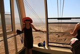 Israel0918_Masada_Descent