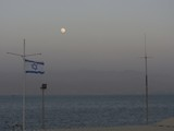 Israel1306_RedSea_EveningSwim