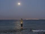 Israel1313_RedSea_EveningSwim